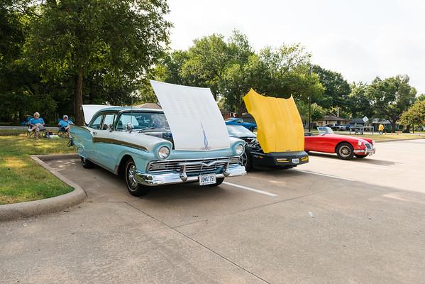 Launch Weekend Car Show & Food Trucks