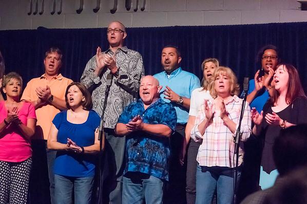 Mosaix Venue Worship August 23, 2015