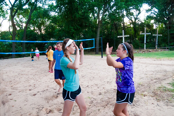 YouthQuake August 12, 2015 Volleyball