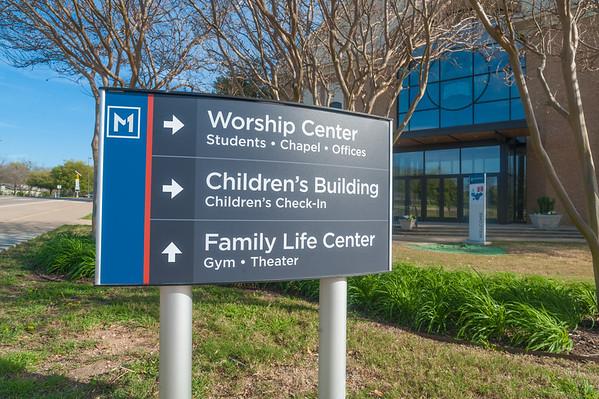 First McKinney Baptist Church